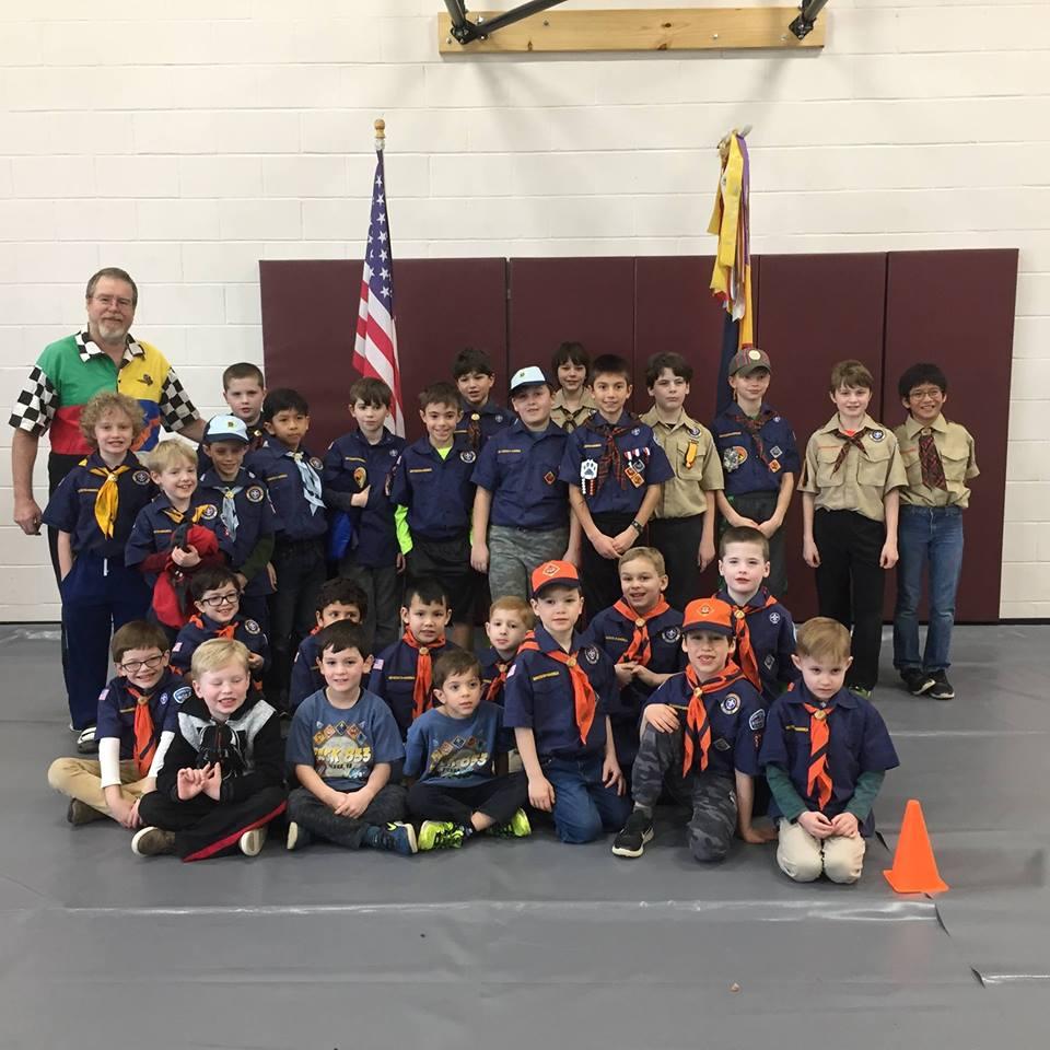 Cub Scouts Pack