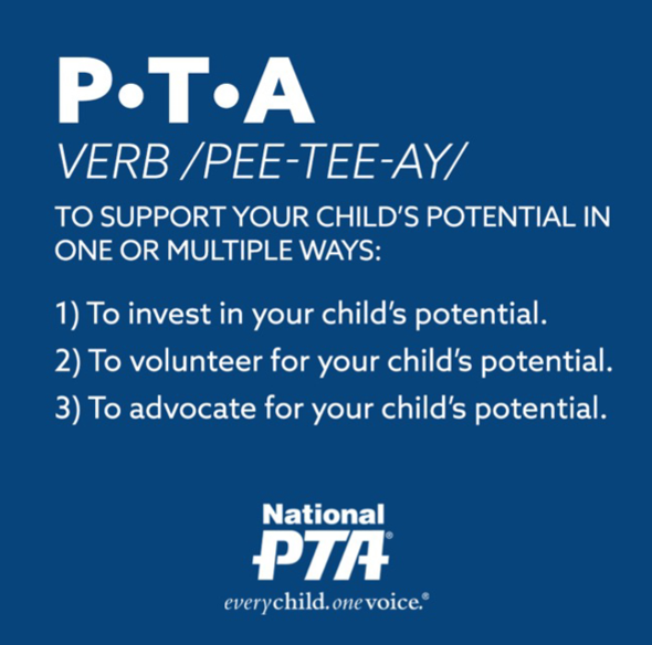 PTA Definition as Verb
